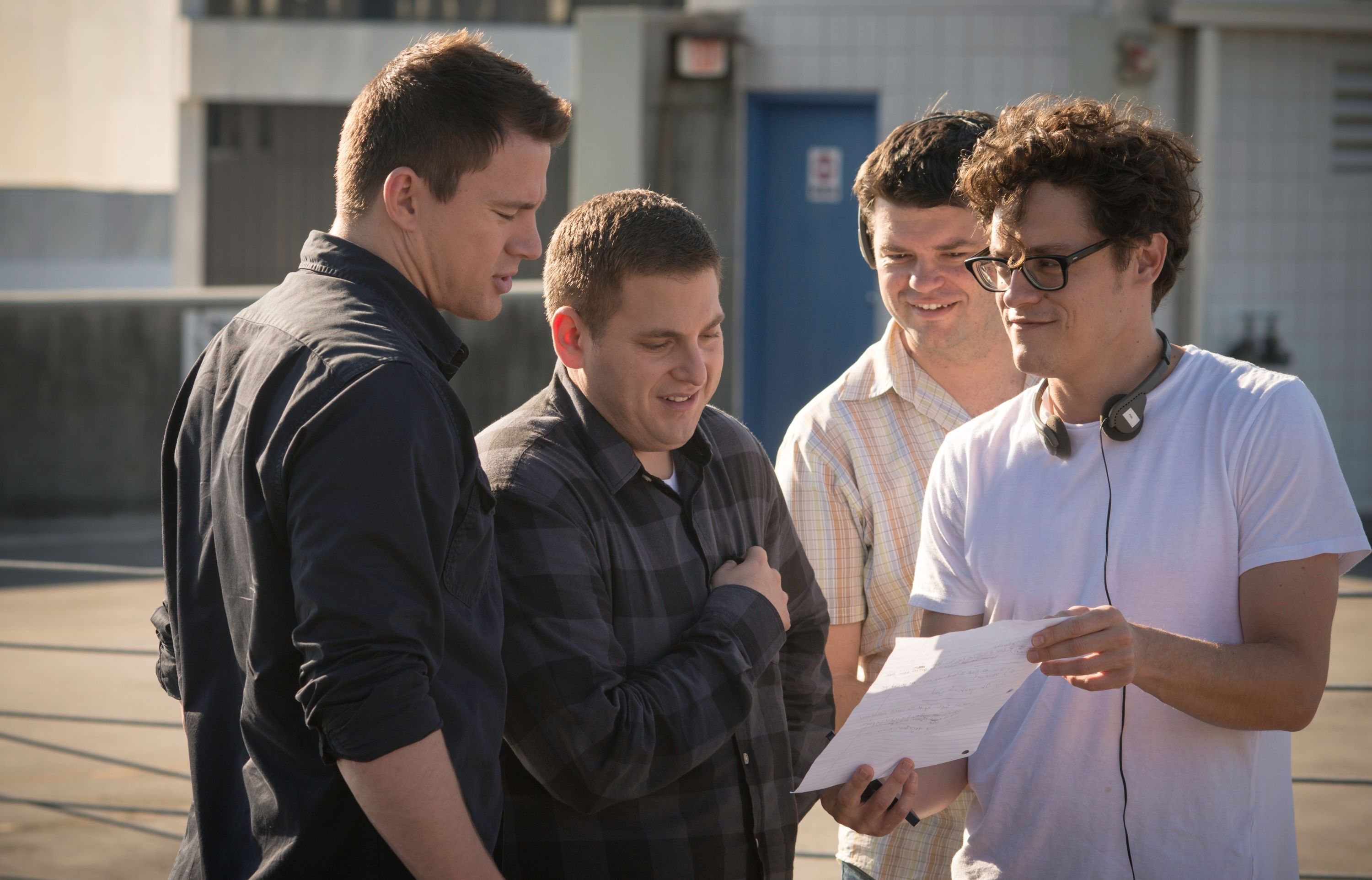 22 JUMP STREET Set Visit; 35 Things to Know about 22 JUMP ...