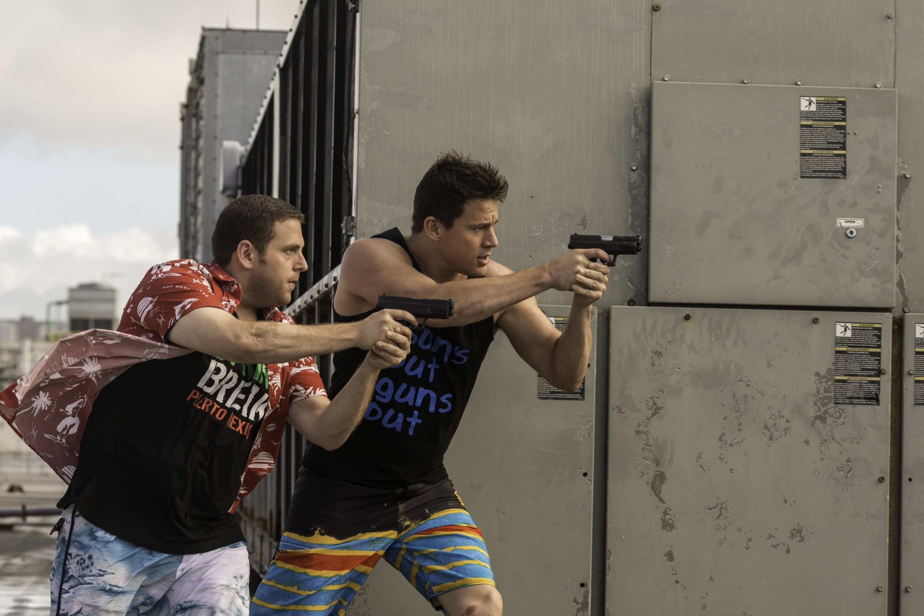 22 JUMP STREET Reviews Praise Consistent Laughs and Meta ...