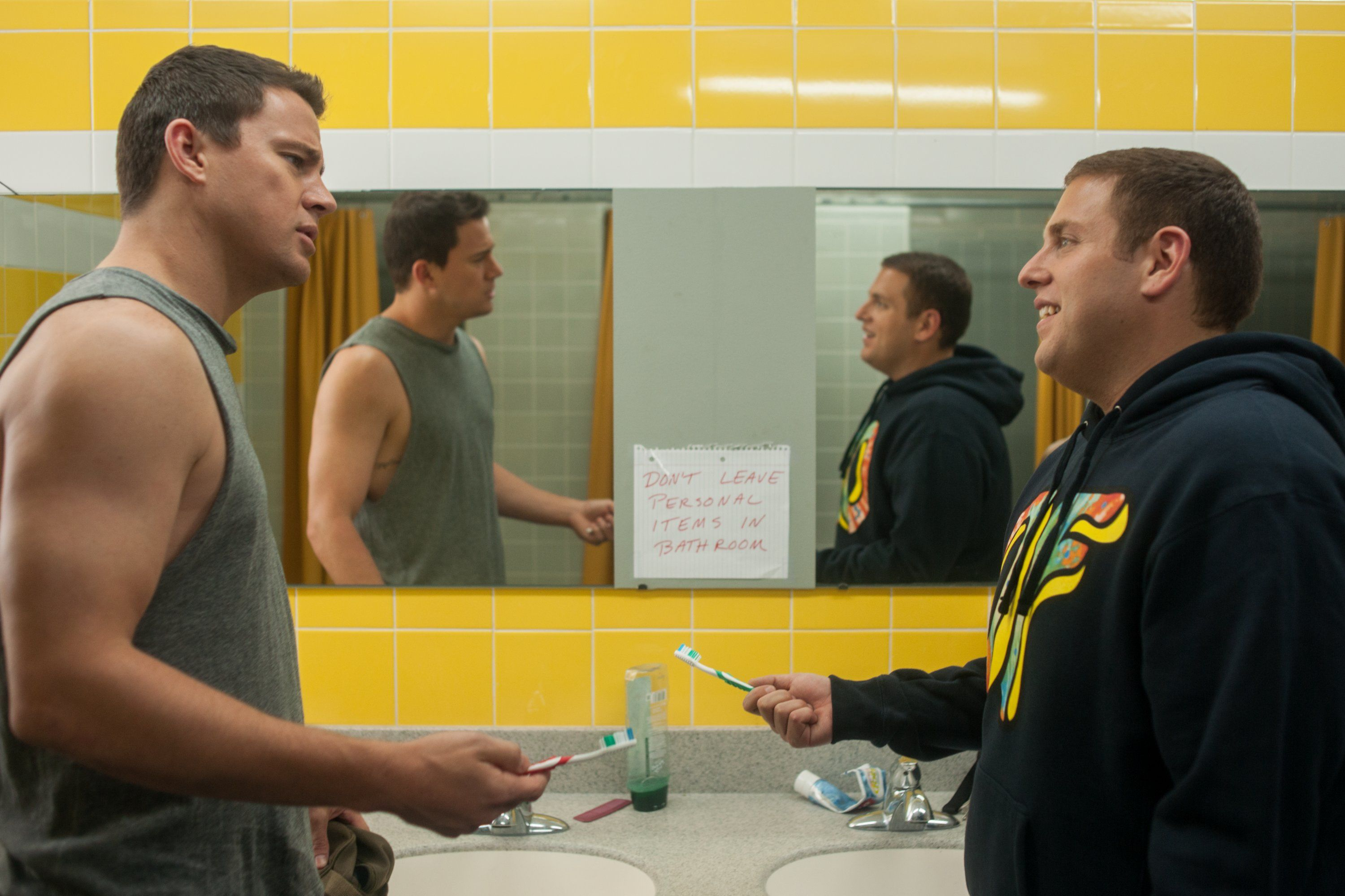 22 JUMP STREET Images and Featurette with Channing Tatum ...