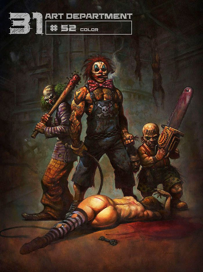 Halloween Rob Zombie Full Movie the dirty picture 2011 hindi full movie watch online free 31 Concept Art