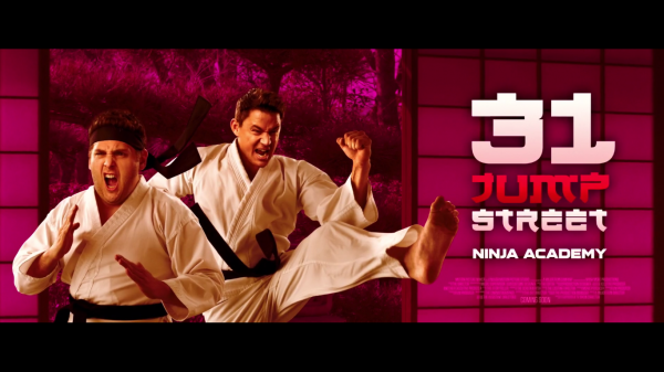 31-jump-street-ninja-academy-poster