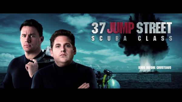 37-jump-street-scuba-class-poster