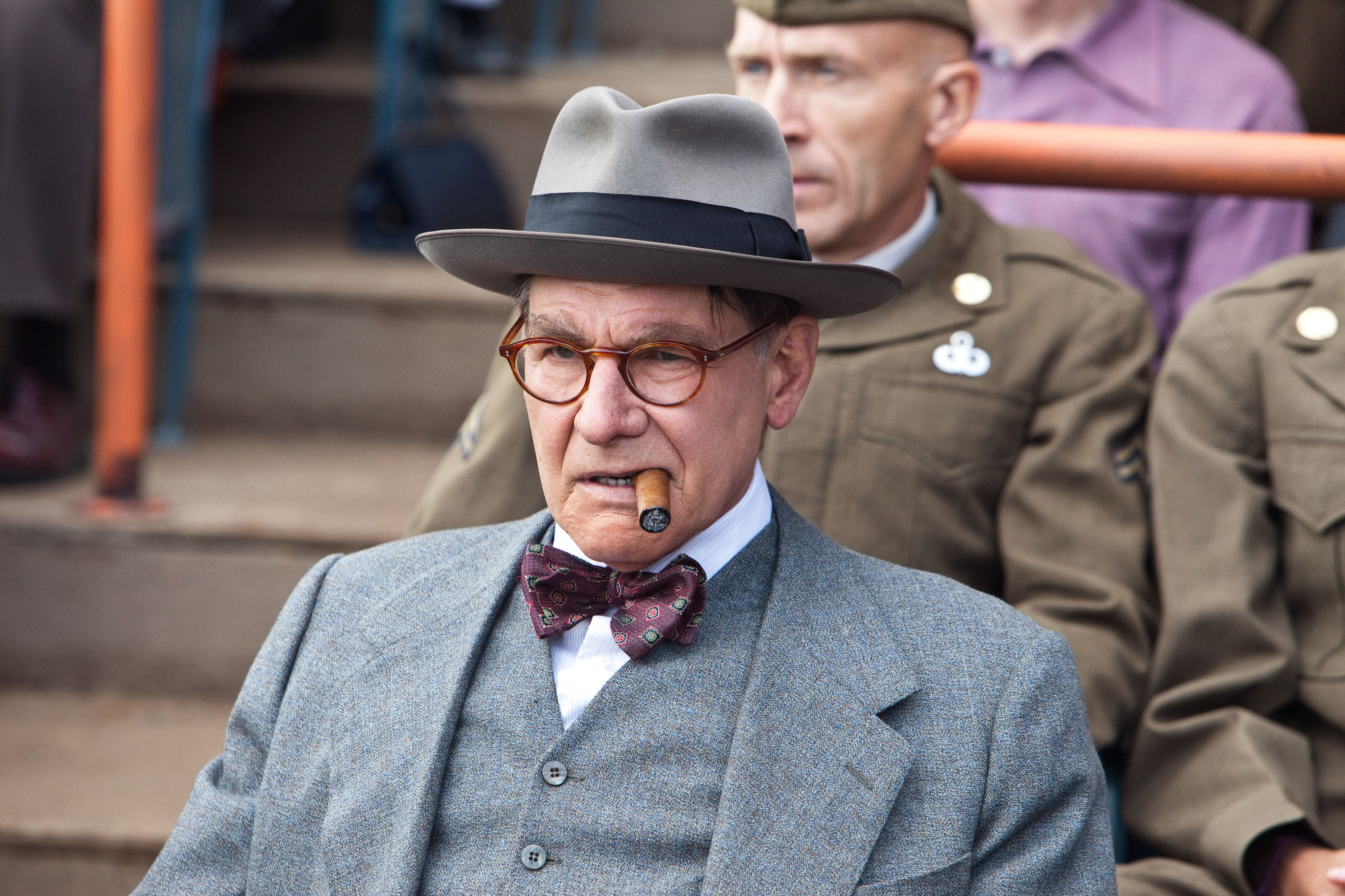 45 New Images from Jackie Robinson Biopic 42 Starring Chadwick Boseman and Harrison Ford