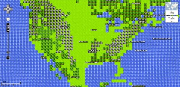 8-bit-google-maps