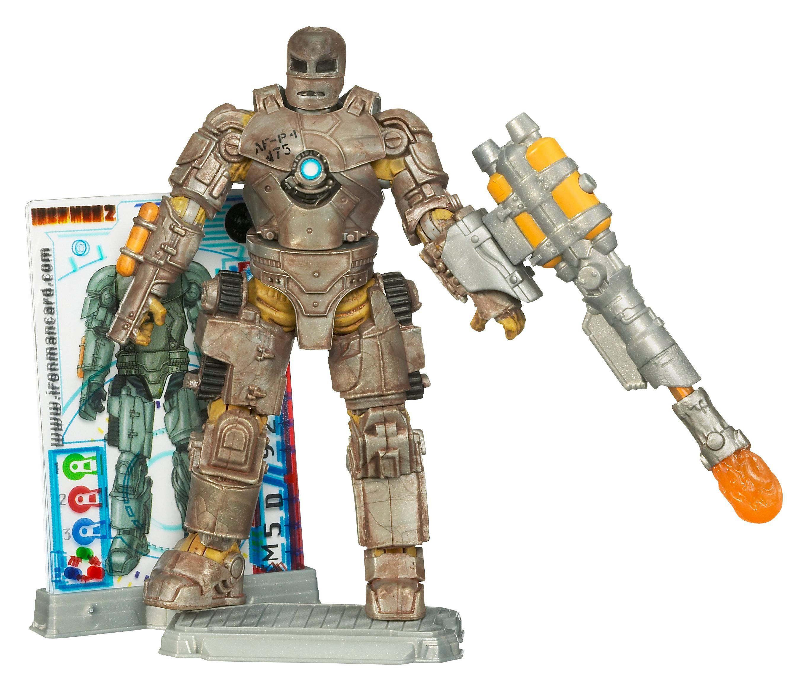 Men S Toys : All the new iron man toys in high resolution including