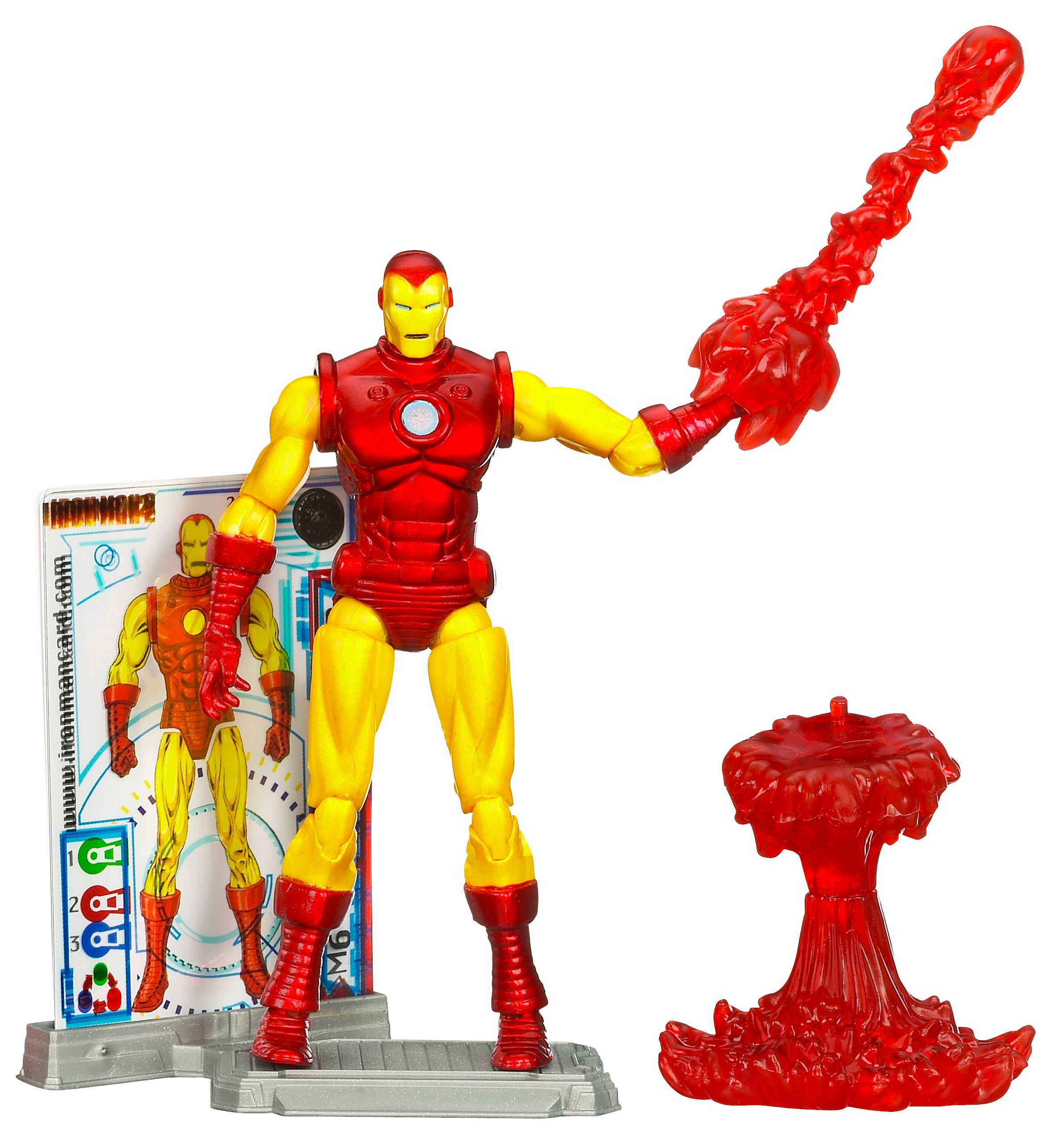 Toys For Gentleman : All the new iron man toys in high resolution including