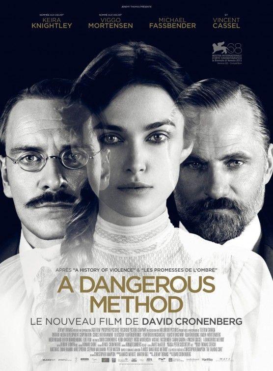 a-dangerous-method-french-  A Dangerous Method Poster