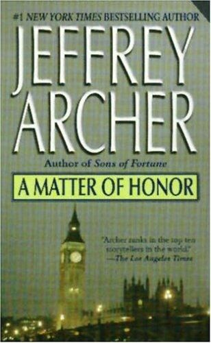 a-matter-of-honor-book-cover