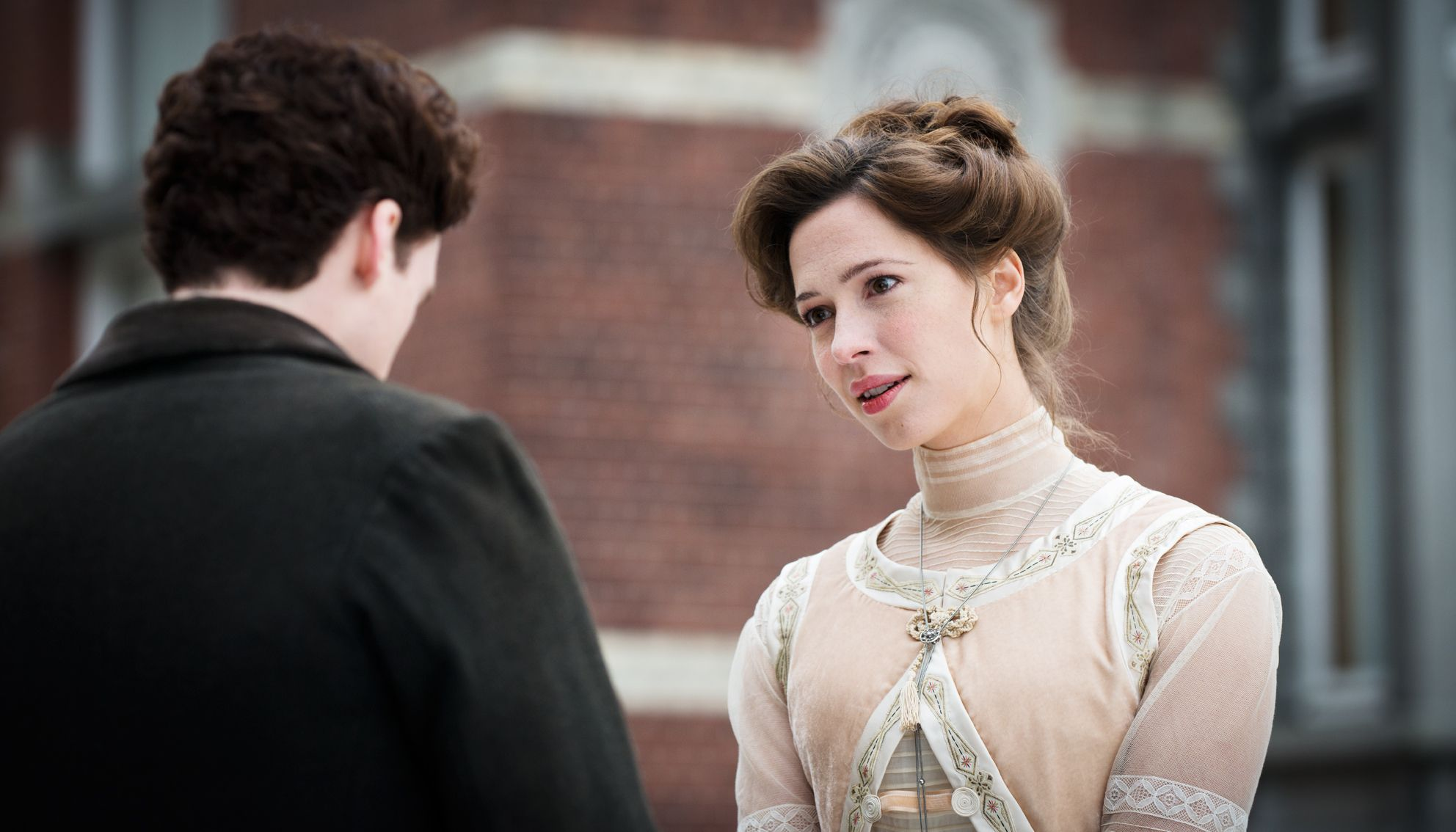 a promise trailer rebecca hall and richard madden fall in
