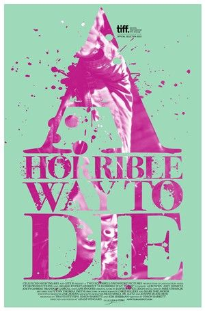 a_horrible_way_to_die_poster