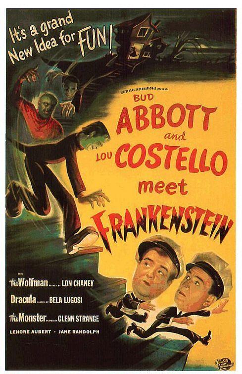 abbott and costello meet frankenstein netflix movies