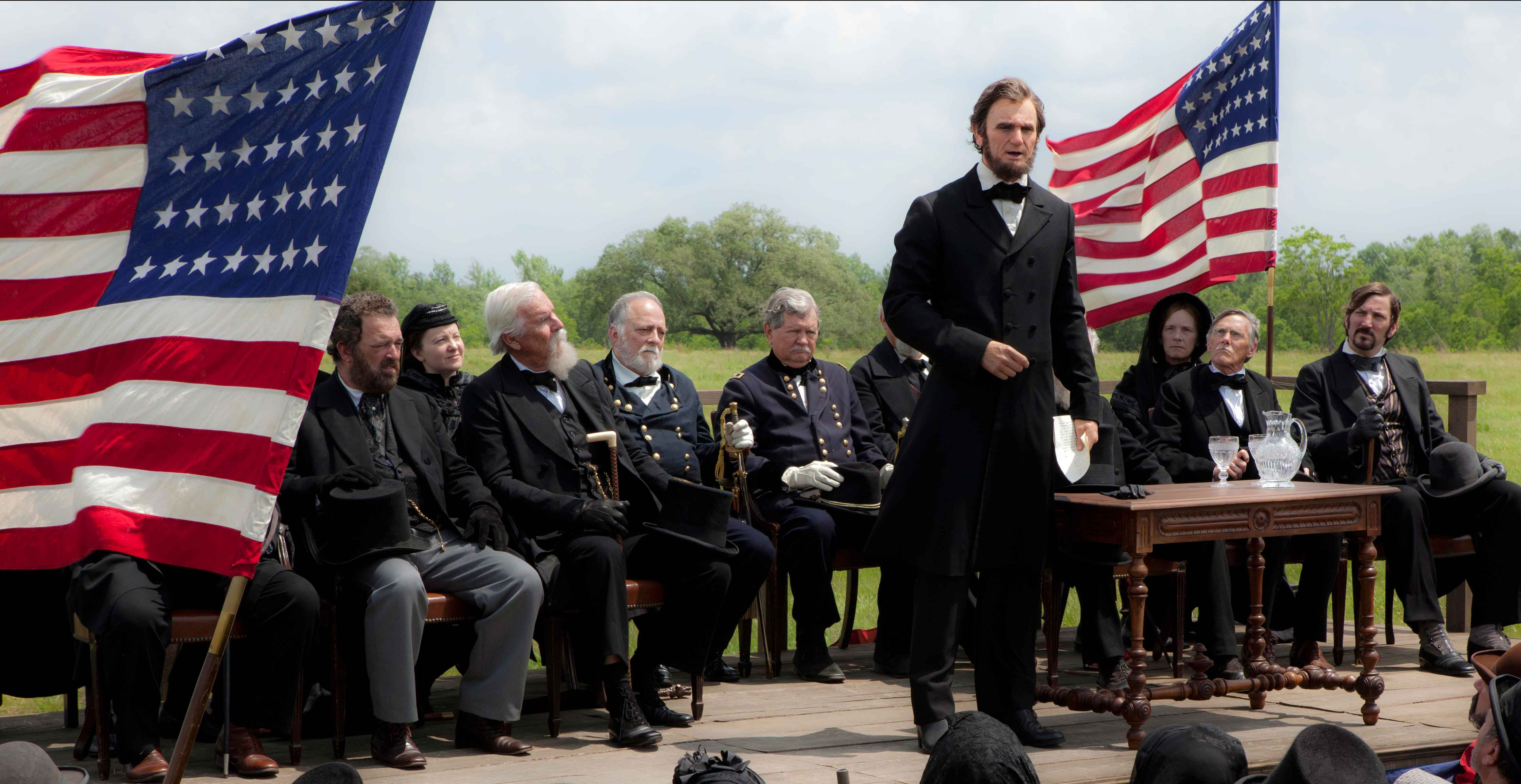 Abraham Lincoln Vampire Hunter Image Set Photo Collider