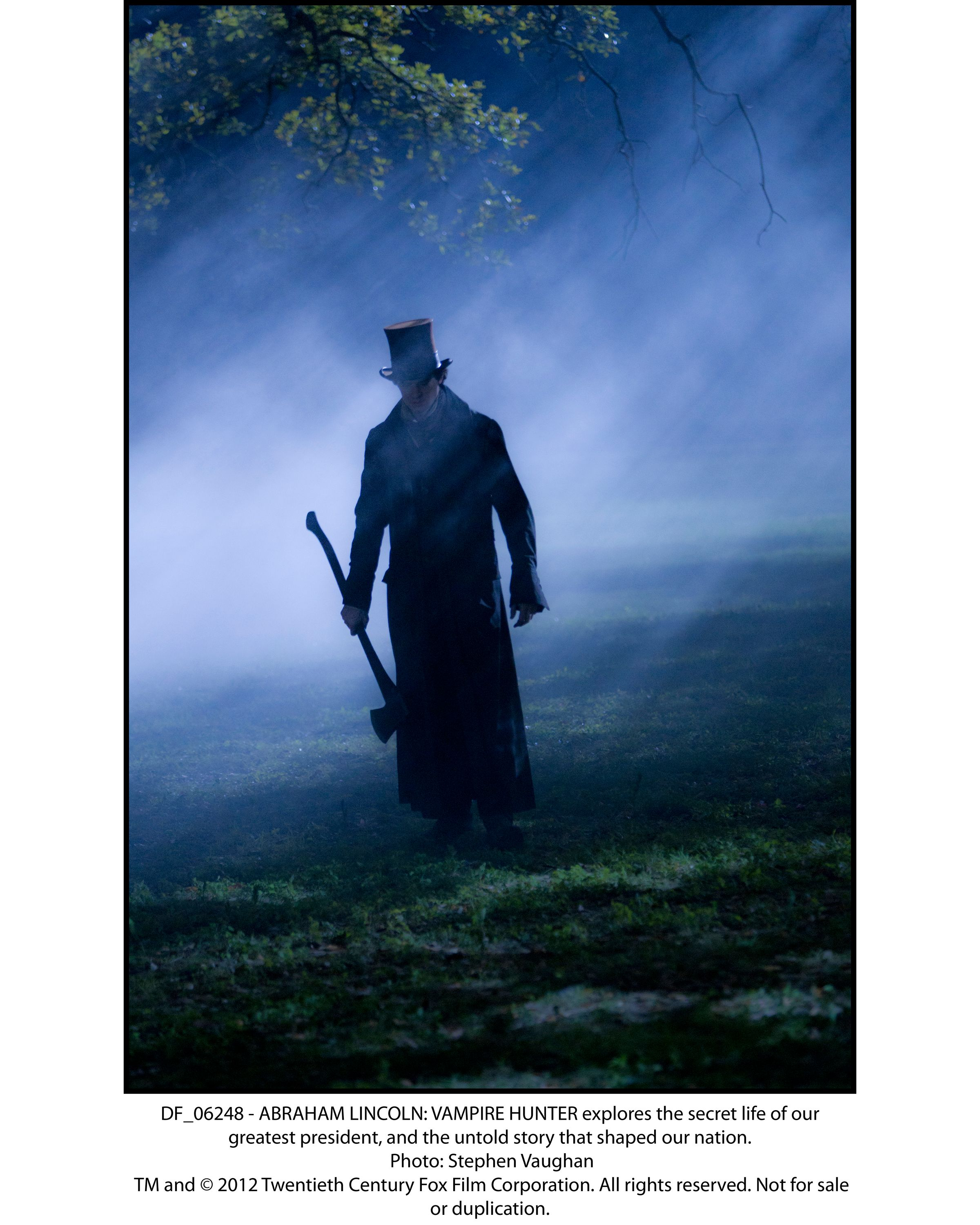 vampire hunter film