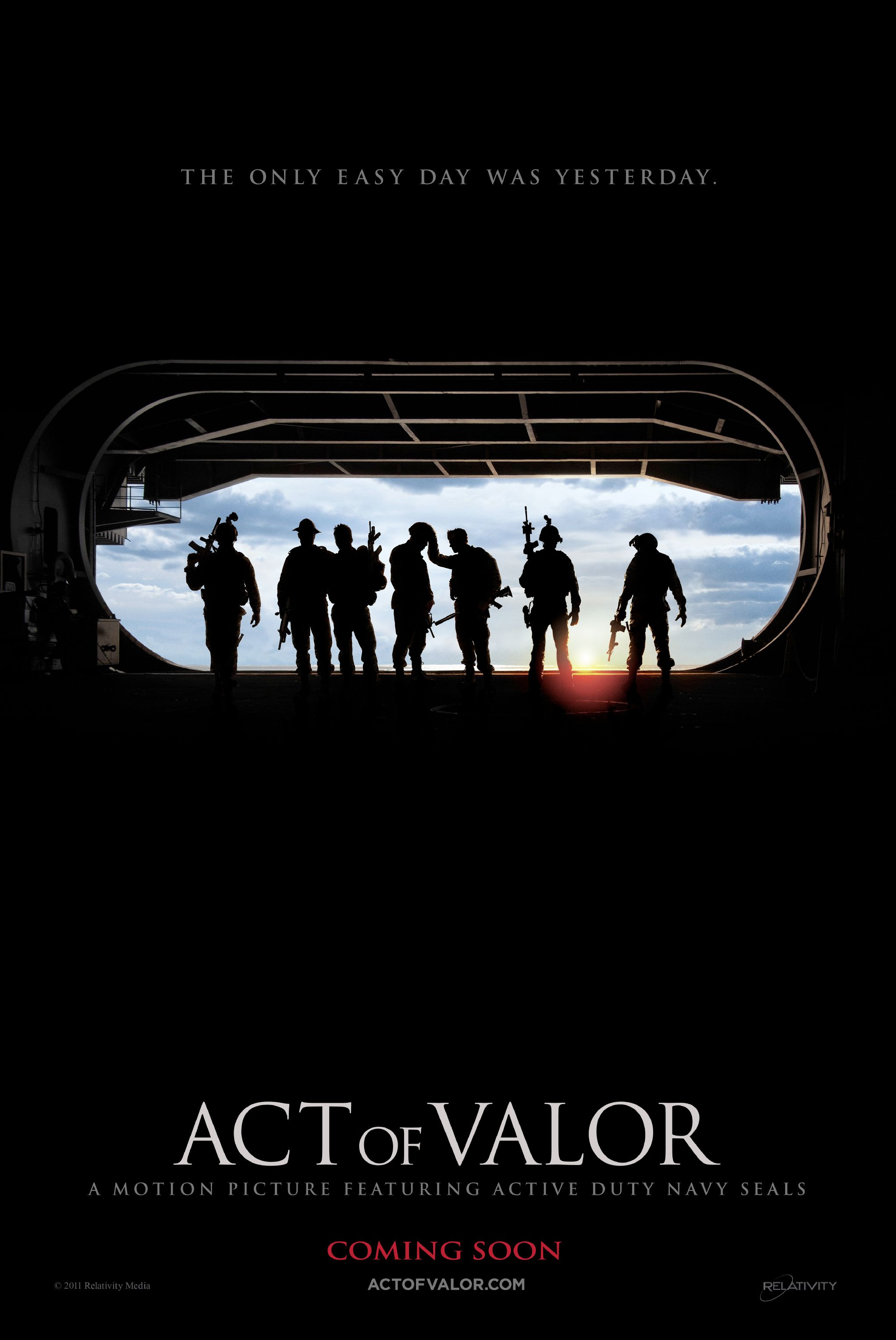 The act of valor