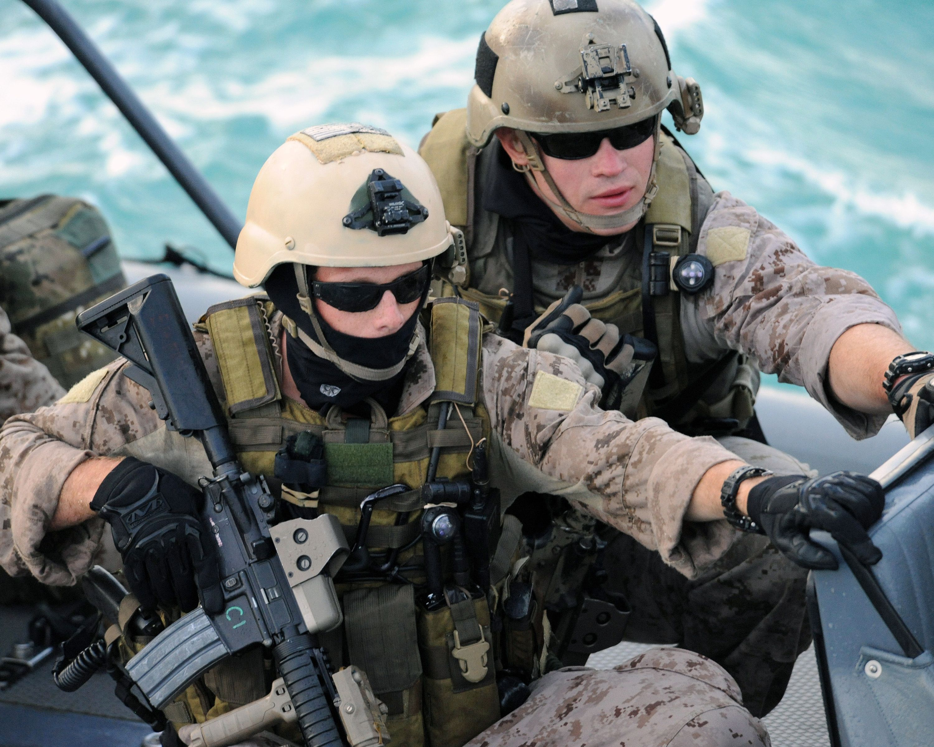 Act Of Valor Trailer Collider