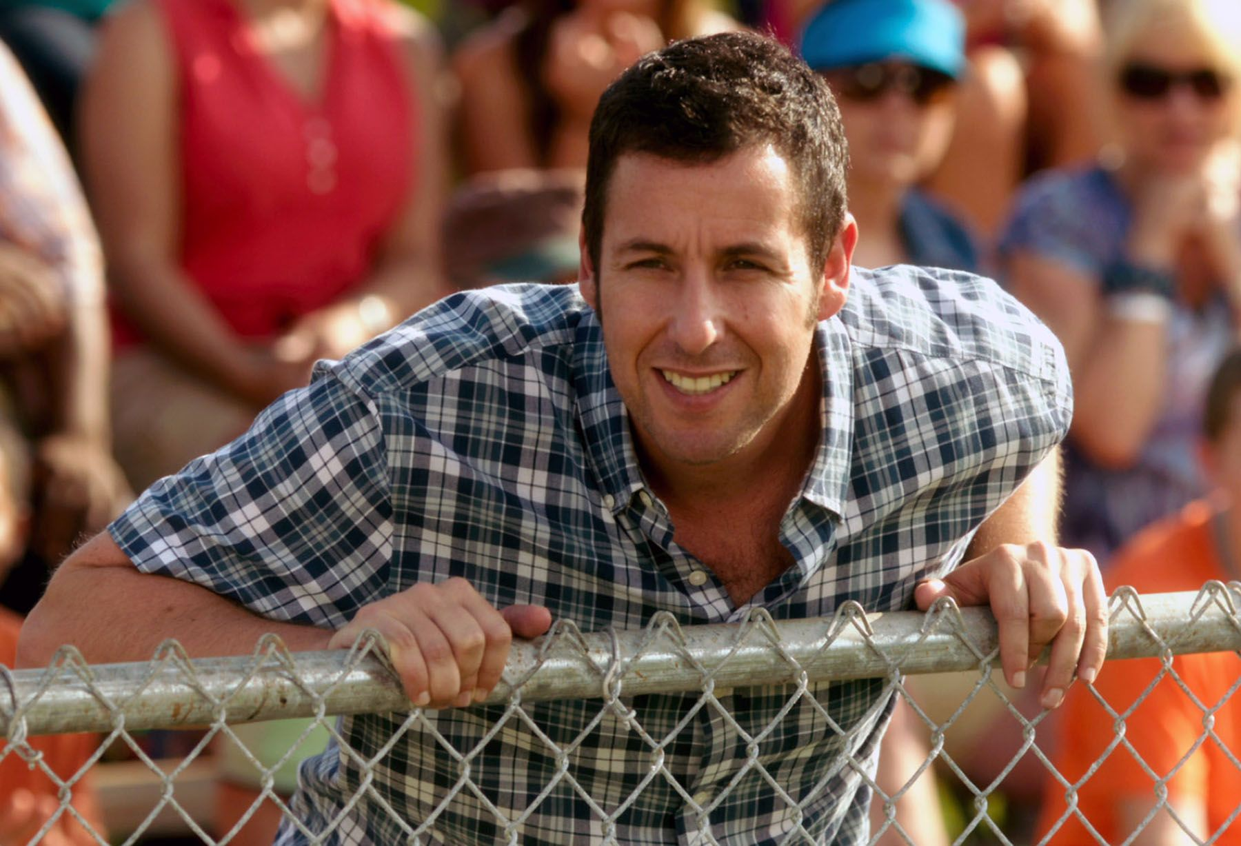 Adam Sandler Will Make Four More Movies for Netflix