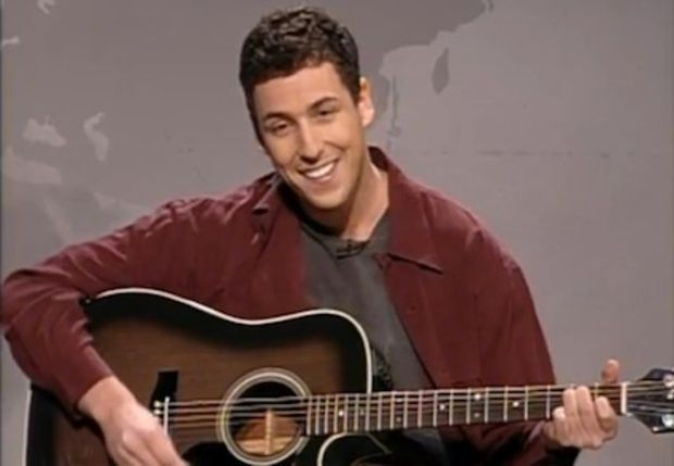 Adam Sandler returning to SNL to host for the first time