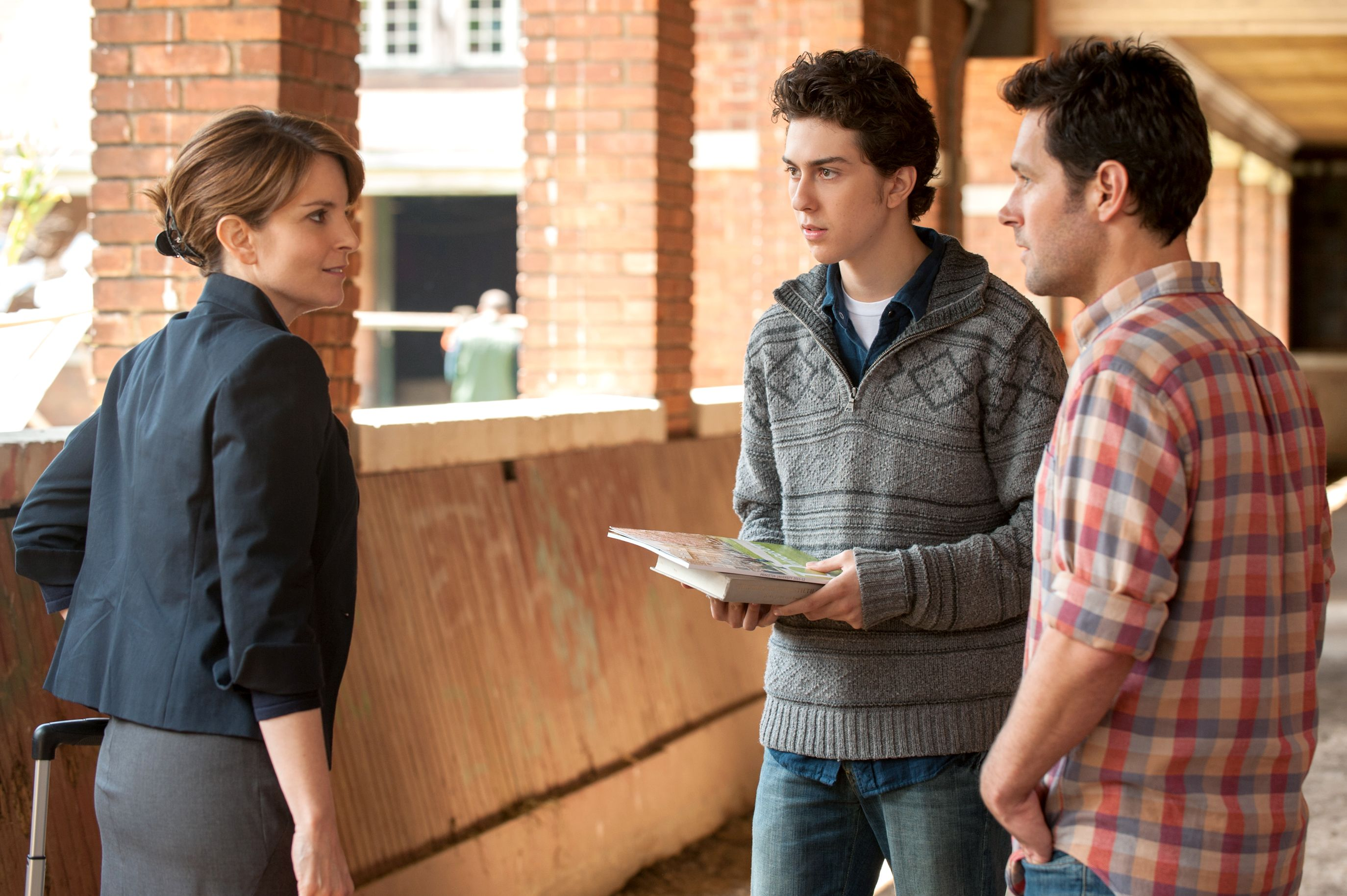 ADMISSION Images. ADMISSION Stars Tina Fey and Paul Rudd ...