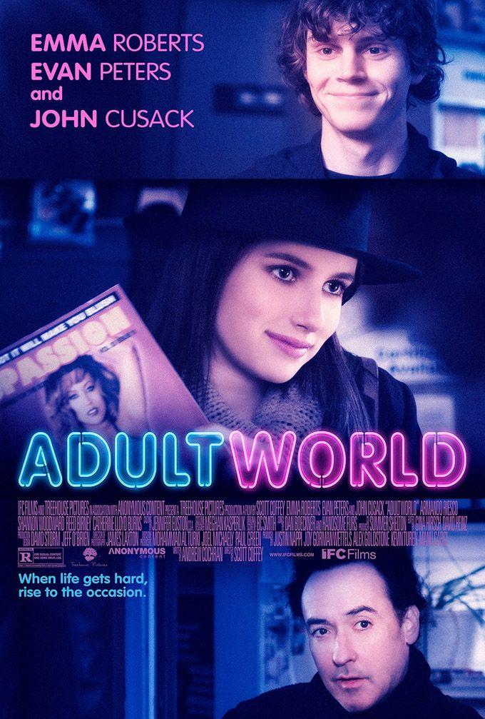 Adult movie trailer