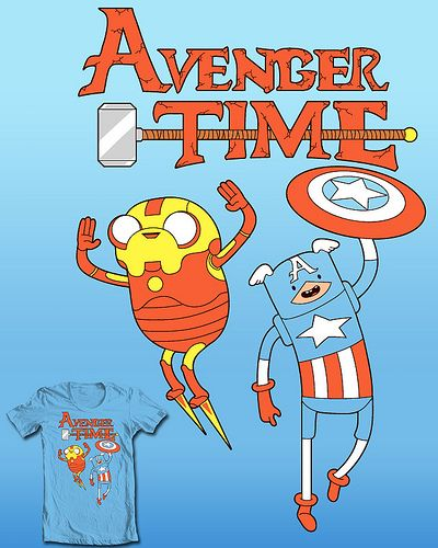 adventure-time-avengers