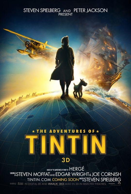 TINTIN Poster | Collider