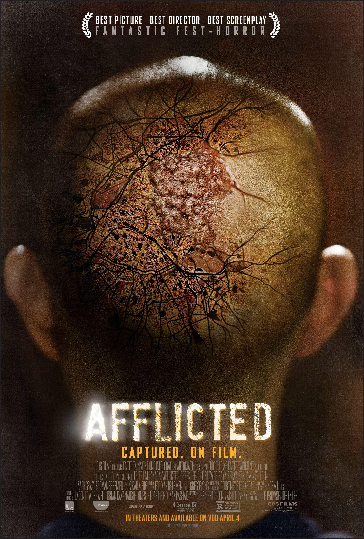 AFFLICTED Interview: Derek Lee and Cliff Prowse Talk Horror | Collider