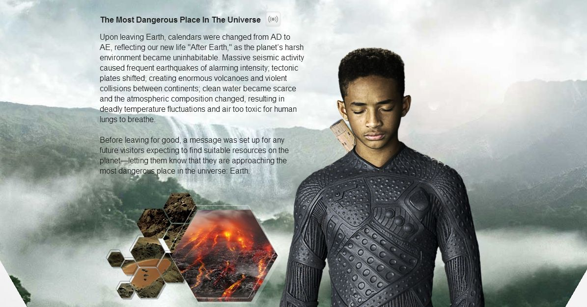 After Earth Site Reveals 20 New Images And Lots Of Background