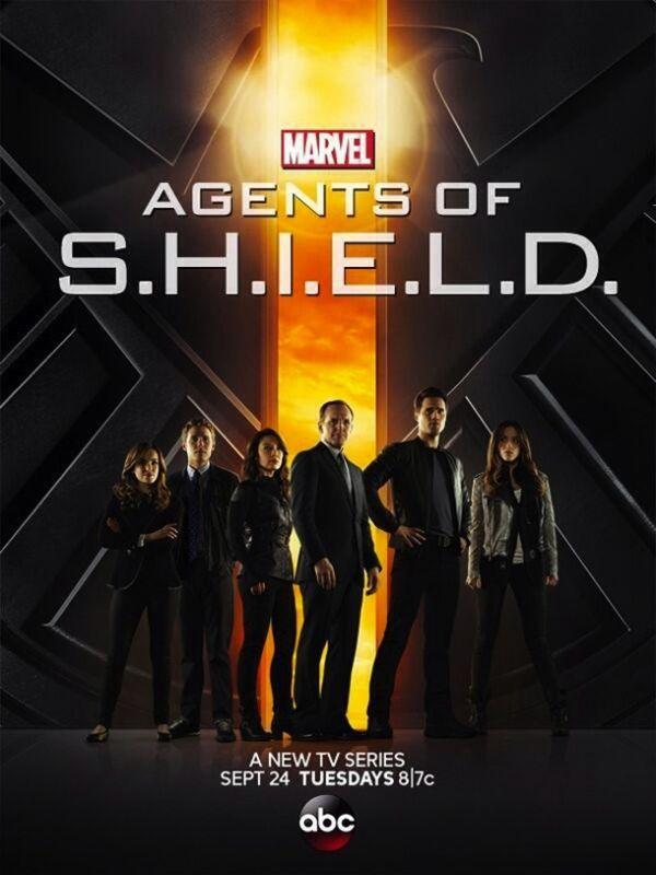 MARVEL'S AGENTS OF SHIELD 1° a  4° – Dublado / Legendado EM HD