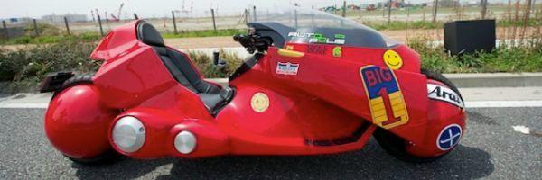 Kaneda S Motorcycle From Akira Collider