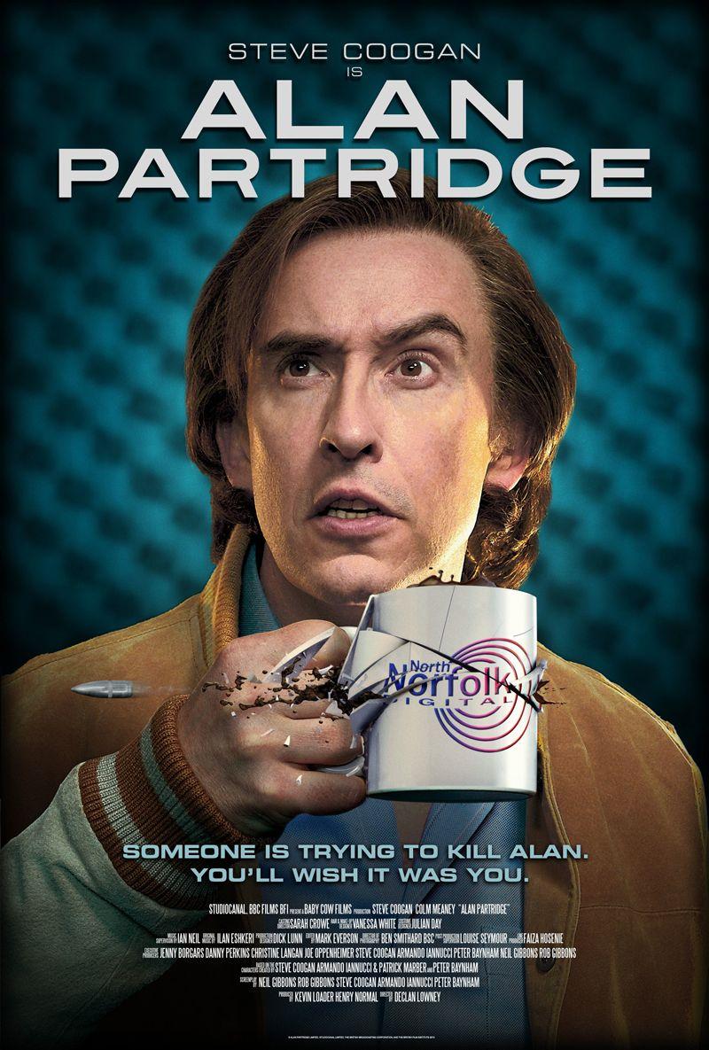 Alan Partridge Movie Trailer