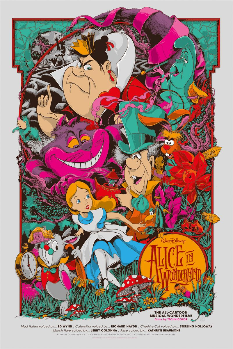 Mondo Announces SXSW Disney Gallery Event; Unveils Ken ...