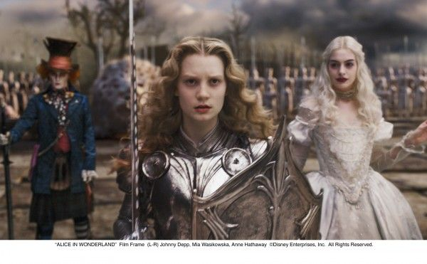 Alice in Wonderland movie image 13