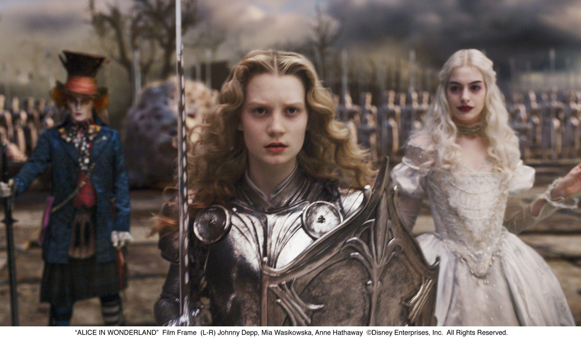 Alice in wonderland movie images | collider.