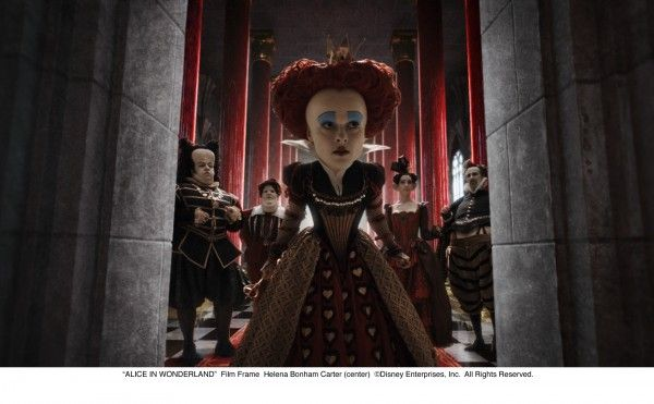 Alice in Wonderland movie image 1
