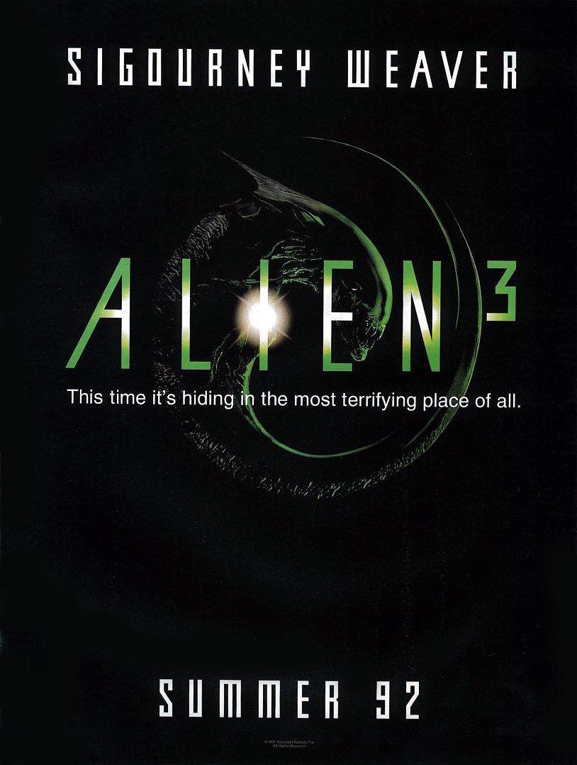 alien 3 poster - photo #2