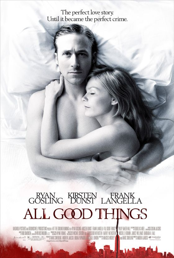 Image result for all good thingsmovie poster