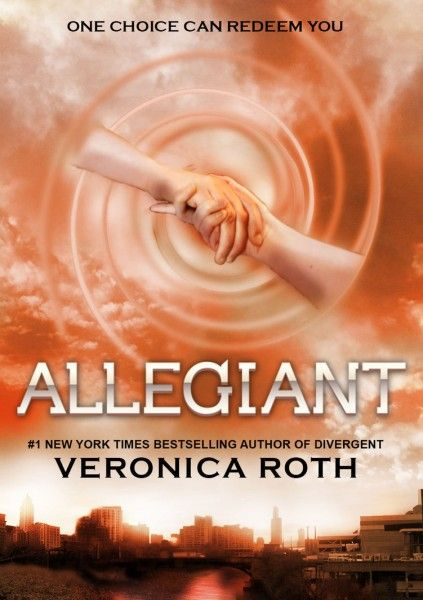 Allegiant Book Black Cover ~ Author veronica roth talks divergent the film s casting
