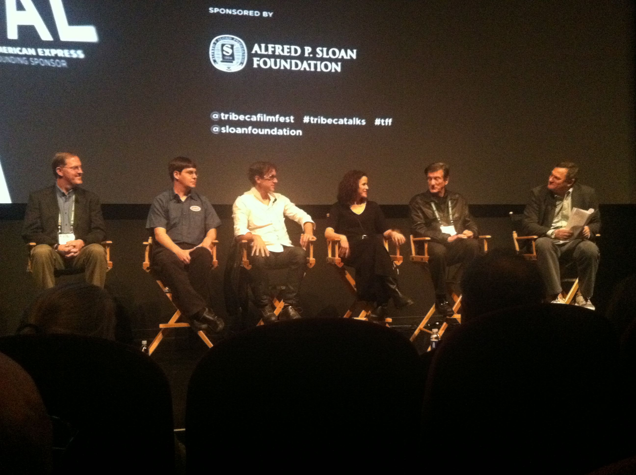 Your Technology Ally Ally Sheedy John Badham Wargames Tribeca Film Festival