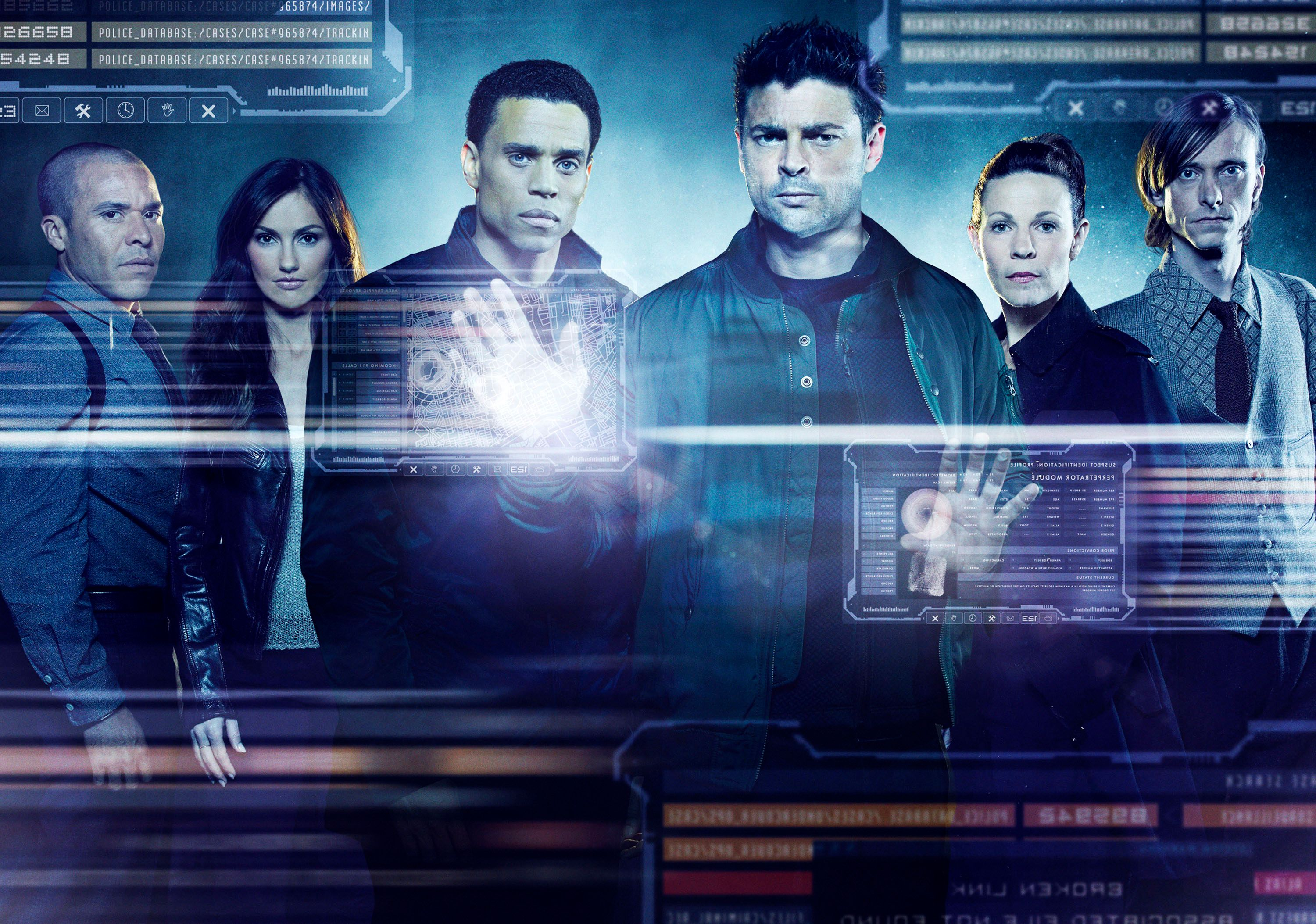 Fox Cancels ALMOST HUMAN Starring Karl Urban and Michael ...