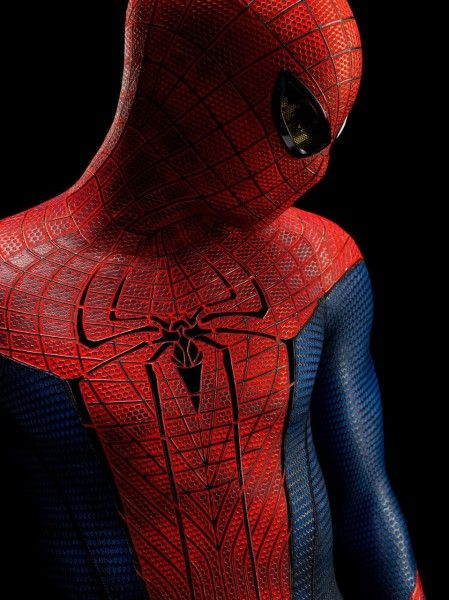 Spider man suit logo revealed in captain america civil - Image spiderman ...