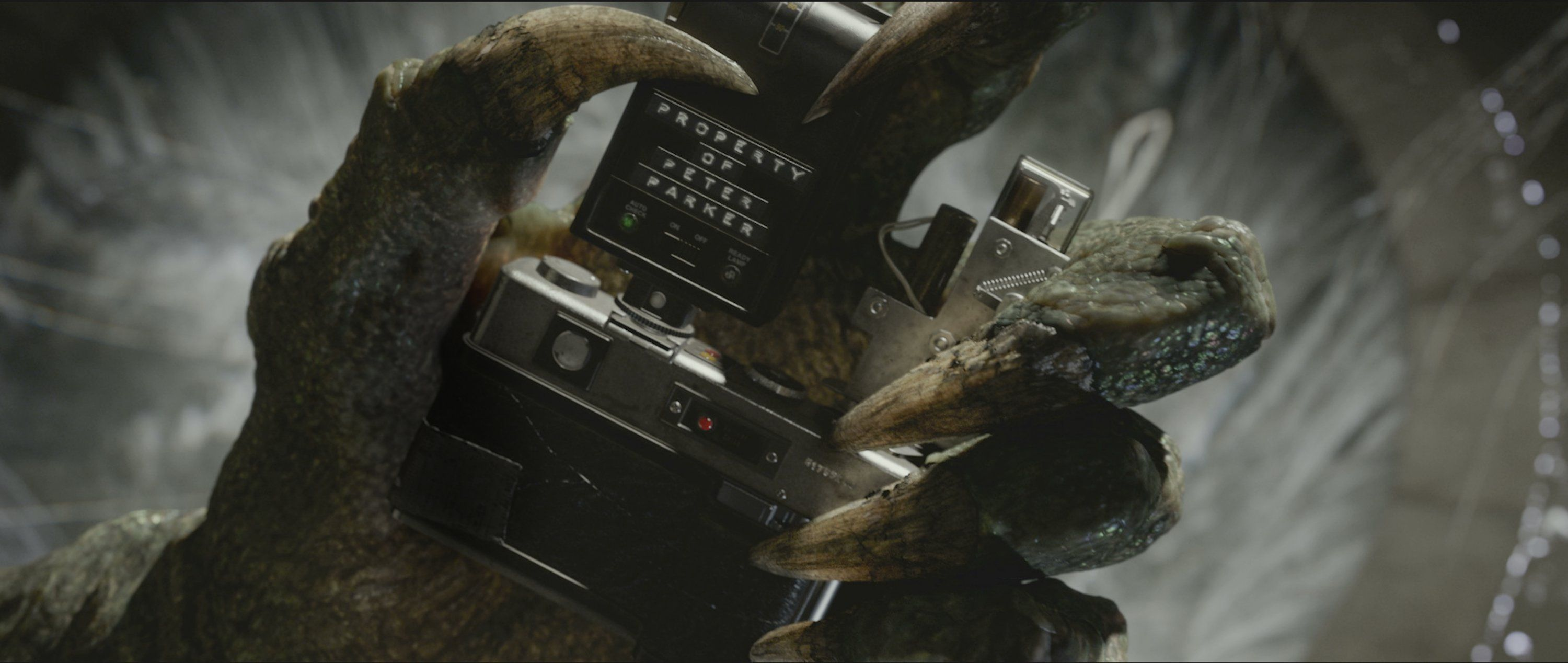 THE AMAZING SPIDER-MAN Movie Images of the Lizard | Collider