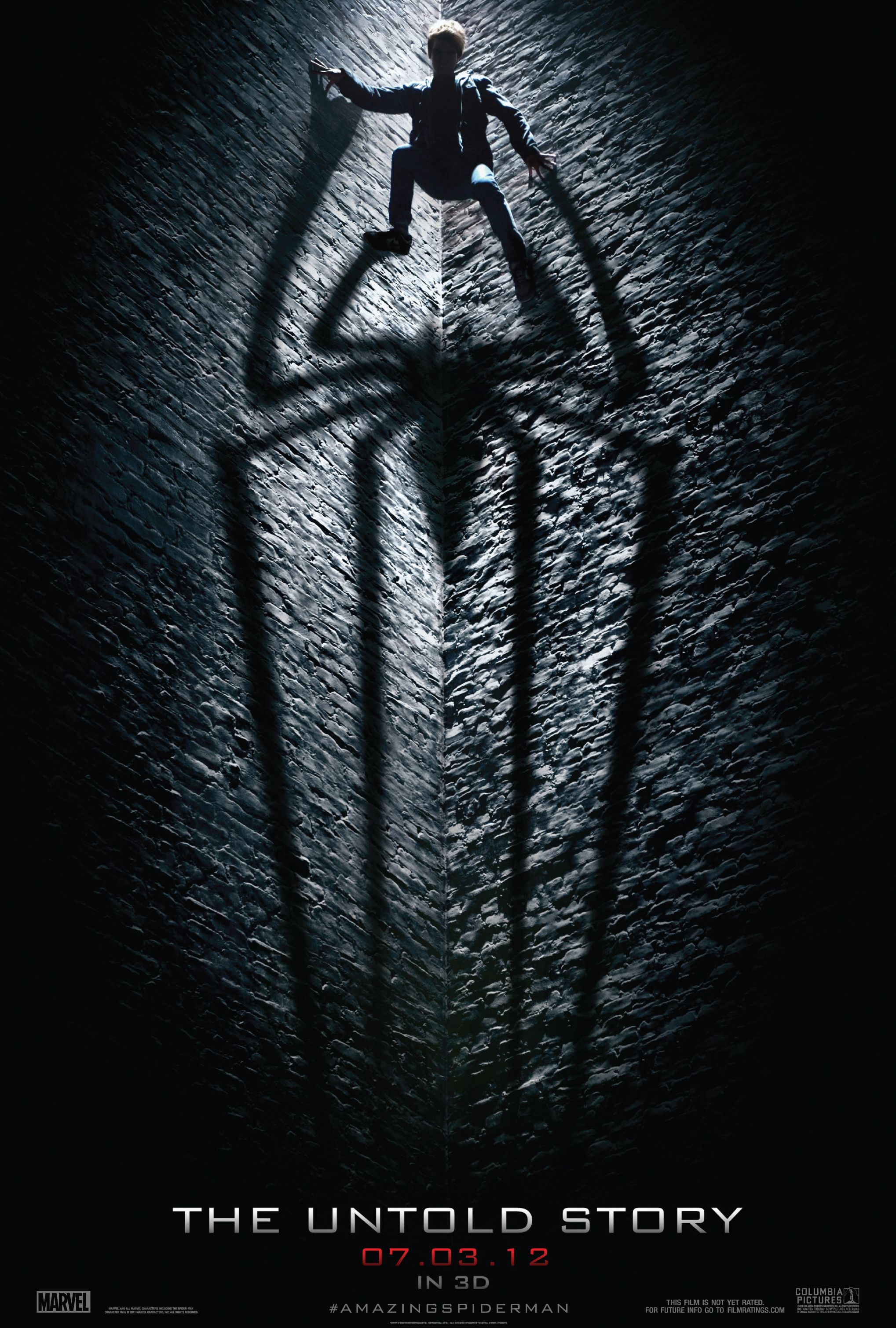 The Amazing Spider Man Poster Hi Res Collider
