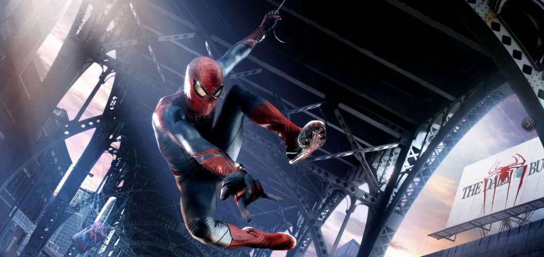 Amazing Spider Man Movie Wallpaper 01