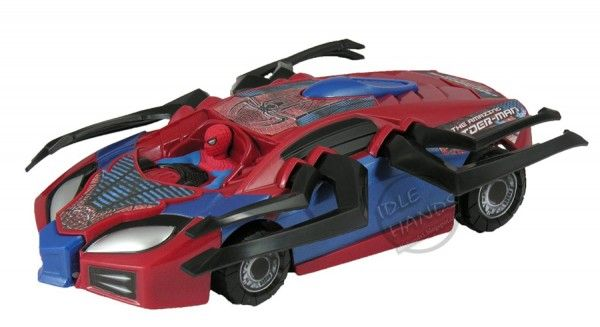 amazing-spider-man-toy-car