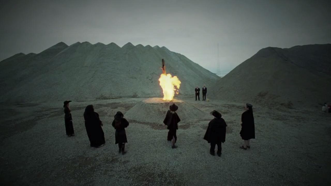 "AMERICAN HORROR STORY Season 3 Episode 5 Recap - ""Burn, Witch. Burn ... Gabourey Sidibe"