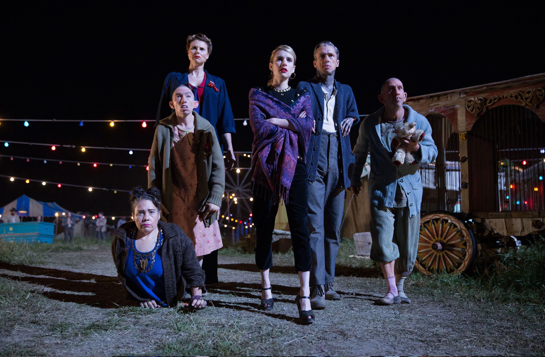 American Horror Story Freak Show Recap Episode 9 Tupperware Party