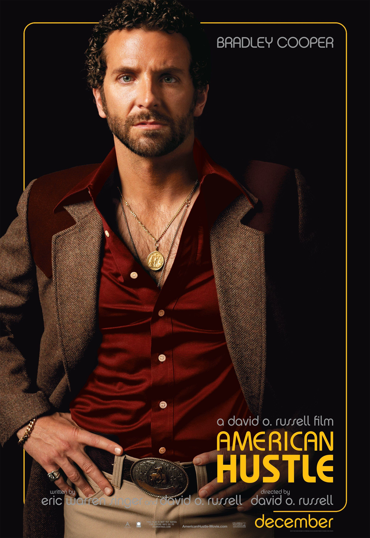 Bradley Cooper Talks AMERICAN HUSTLE, the Perm, GUARDIANS ...