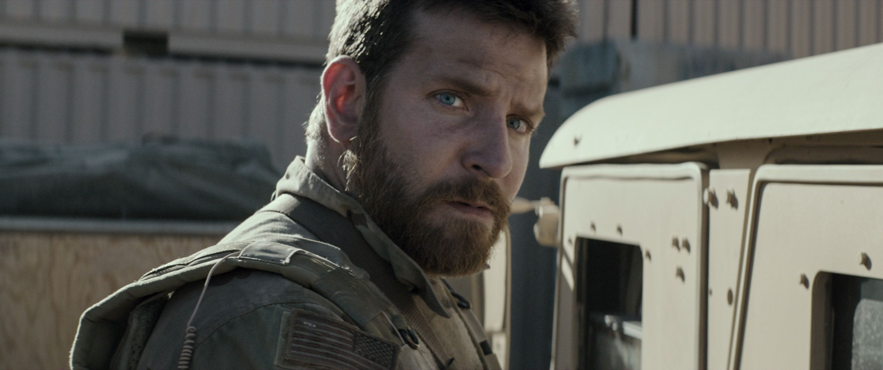 New American Sniper Clip And Images Find Bradley Cooper