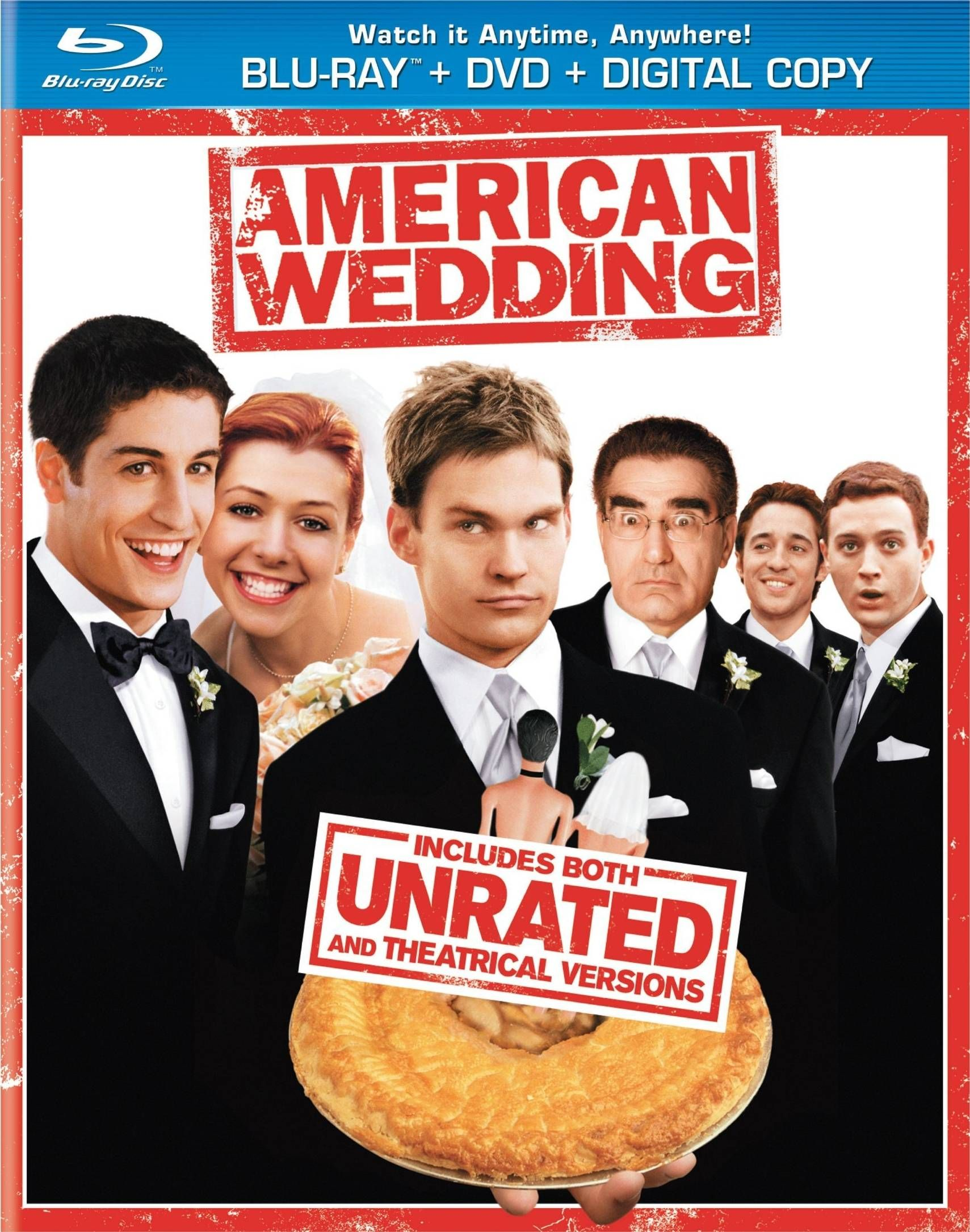 American Wedding Cover
