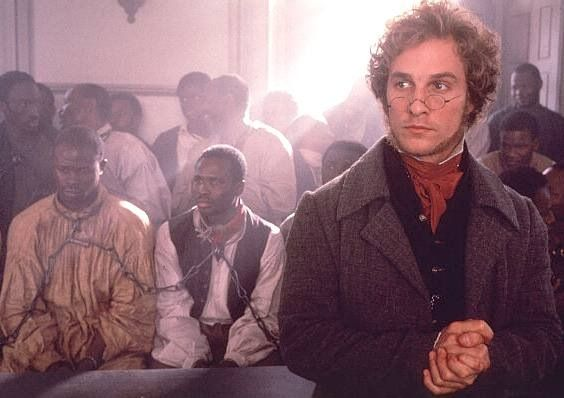 a review of the opening scenes of the movie amistad Includes reviews, audio clips, track listings, pictures, and other notes about the amistad soundtrack by john williams.